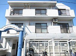 福岡県福岡市中央区伊崎の賃貸マンションの外観