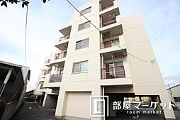 愛知県豊田市丸山町8丁目の賃貸マンションの外観