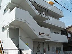 愛媛県松山市山越1丁目の賃貸マンションの外観