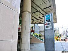 茗荷谷駅(現地まで640m)