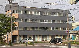 ドエル栄町[102号室]の外観