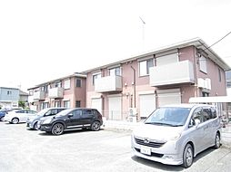 コンフォートHinano[2階]の外観
