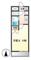 丸の内USビル[3階]の間取り