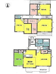 物井駅 2,980万円