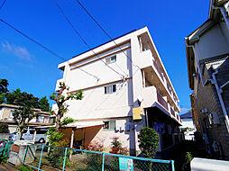 東京都小平市美園町3丁目の賃貸マンションの外観