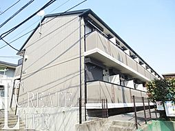埼玉県さいたま市南区別所5丁目の賃貸アパートの外観