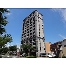 福岡県北九州市八幡東区尾倉2丁目の賃貸マンションの外観