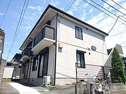 コート・ドゥ・ベール壱番館[2階]の外観