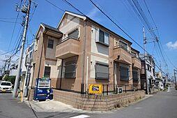 三愛コーポ袋山 202[2階]の外観