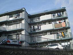 大阪府豊中市上野坂1丁目の賃貸マンションの外観