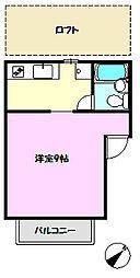 アークエステート守谷22番館[1階]の間取り