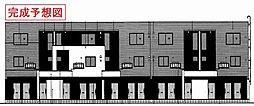 ピースファルメゾン[204号室]の外観