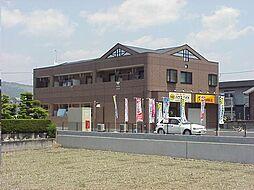 広島県福山市東深津町1丁目の賃貸アパートの外観
