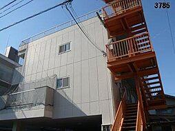 城北電気ビル[302 号室号室]の外観