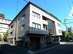 京都府京都市上京区亀屋町の賃貸マンションの外観