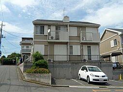 埼玉県さいたま市緑区芝原3丁目の賃貸アパートの外観