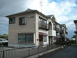 滋賀県守山市木浜町の賃貸マンションの外観