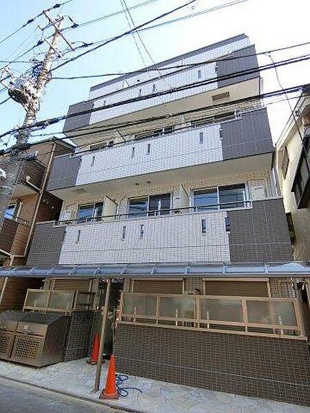 フランシオン北千住 1階の賃貸【東京都 / 足立区】
