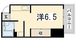 ファイブマンション[303号室]の間取り