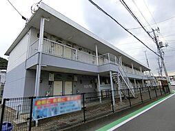 サンアベニュー増島[2階]の外観