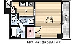 比治山橋駅 5.4万円