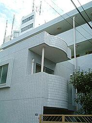 ペガサスマンション渋谷本町III 幡ヶ谷の駅近分譲タイプの賃[1階]の外観
