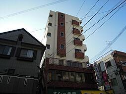 志紀ロイヤルハイツ[602号室]の外観