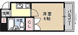 ナテュール11[203号室号室]の間取り