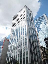 東京都港区西新橋3丁目の賃貸マンションの外観