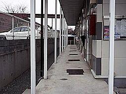レオパレスファザーンA[1階]の外観