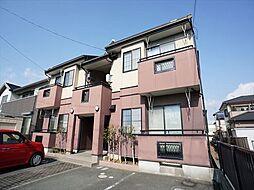 静岡県浜松市中区曳馬4の賃貸アパートの外観