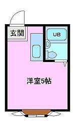 滝谷駅 1.8万円