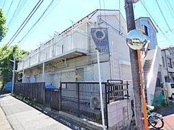 メゾン直希[1階]の外観
