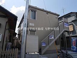 JR埼京線 南与野駅 徒歩27分の賃貸アパート