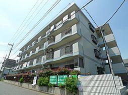 ルーブル早稲田[4階]の外観