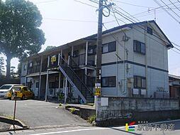 アベニュー藤田[201号室]の外観