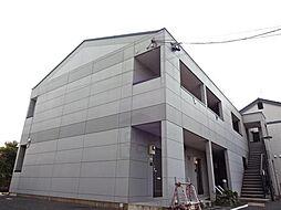 コーポ25[103号室]の外観