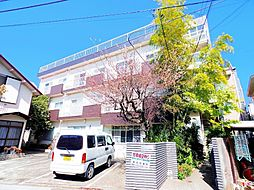 東京都西東京市南町2丁目の賃貸マンションの外観