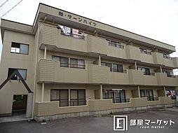 愛知県岡崎市欠町の賃貸マンションの外観