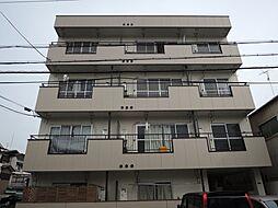 ソレイユ33[4階]の外観