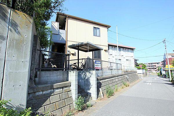 都賀駅徒歩6分 収納力のあるクローゼット付のお部屋です[1階]の外観