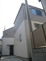 東京都杉並区井草1の賃貸アパートの外観