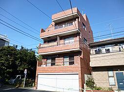 齋藤ビル[4階]の外観