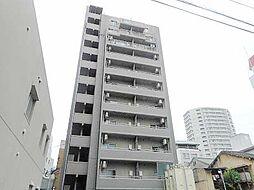 京橋森野ビル--[1102号室]の外観