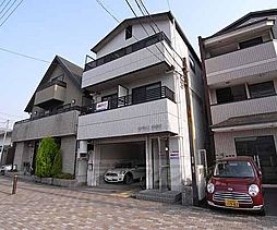 京都府京都市伏見区深草西飯食町の賃貸マンションの外観