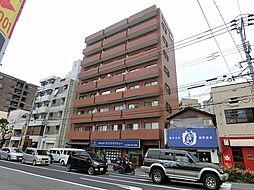 ライオンズマンション薬院[3階]の外観