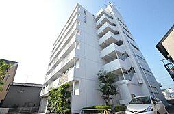 本宮ハイツ山田[2階]の外観