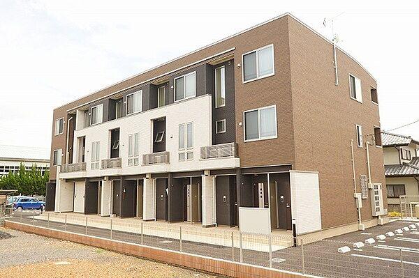 ジュネスFA 2階の賃貸【群馬県 / 太田市】