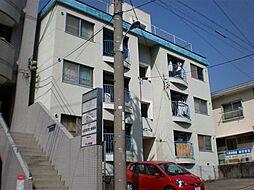 トーメイコーポ[2階]の外観