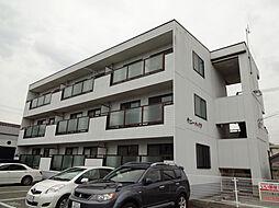 兵庫県小野市本町の賃貸アパートの外観